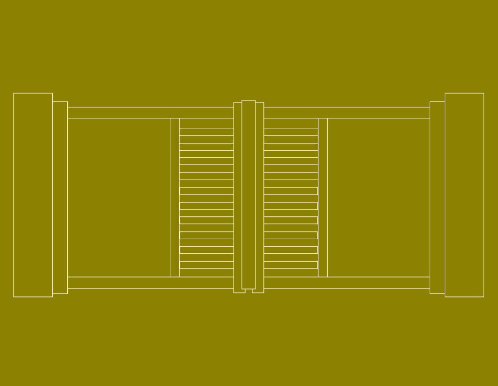 design sur mesure de portails