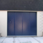 Installation Porte de garage sur mesure