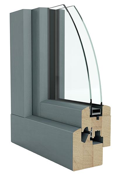 portes et fenêtres en bois